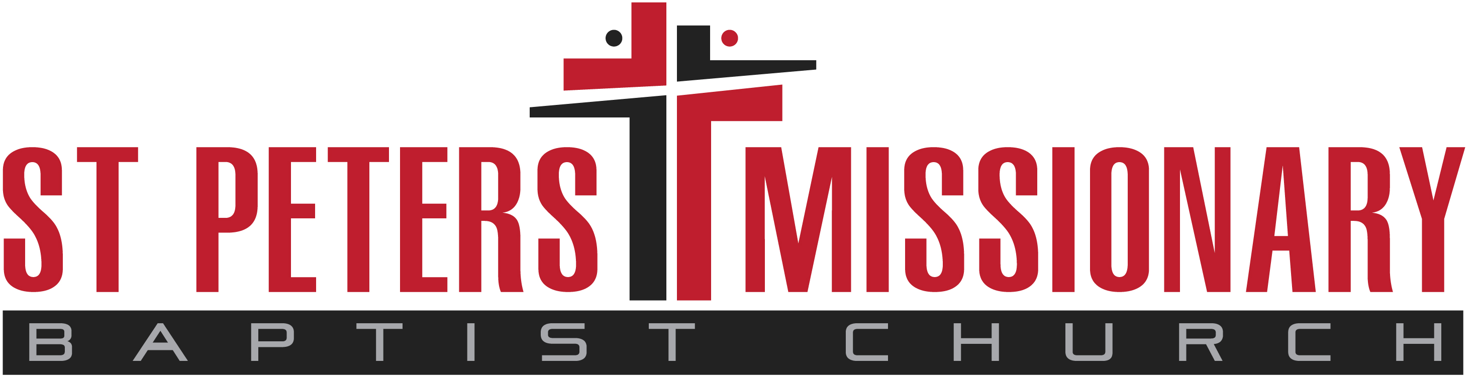 St Peters Missionary Baptist Church Logo